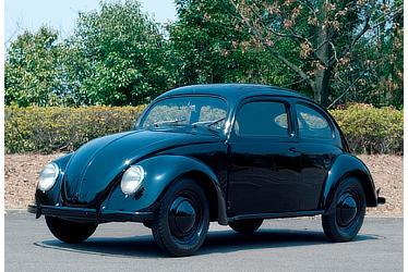 フォルクスワーゲン タイプ60(1942年・ドイツ)