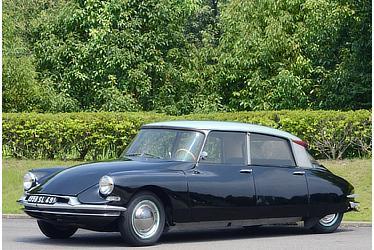 シトロエン DS19(1958年・フランス)