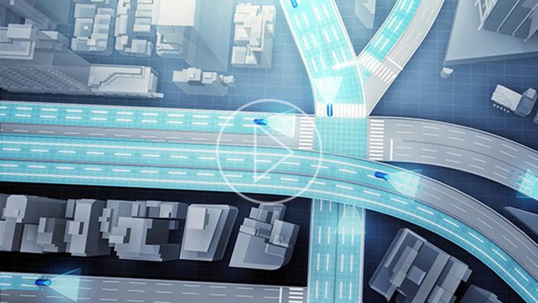 自動運転の技術基盤について