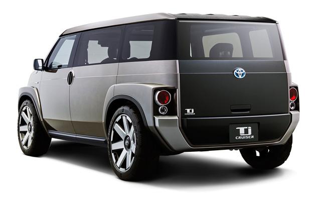 Toyota、「tj Cruiser」を初公開 トヨタグローバルニュースルーム