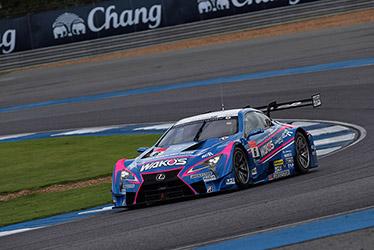 SUPER GT 第7戦 タイ Chang SUPER GT RACE