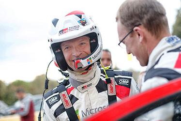 【ドライバー】ユホ・ハンニネン 2017 WRC Round 11 RALLY DE ESPAÑA