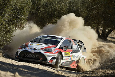 2017 WRC Round 11 RALLY DE ESPAÑA