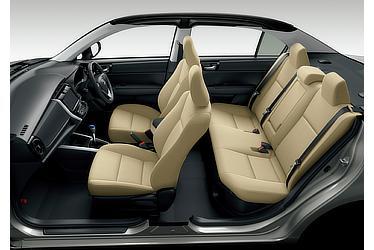 HYBRID G (内装色:ブラック/シート色:フラクセン(設定色)) 〈オプション装着車〉