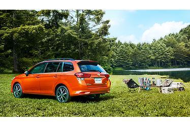 1.5G (2WD・CVT) (オレンジメタリック) 〈オプション装着車〉