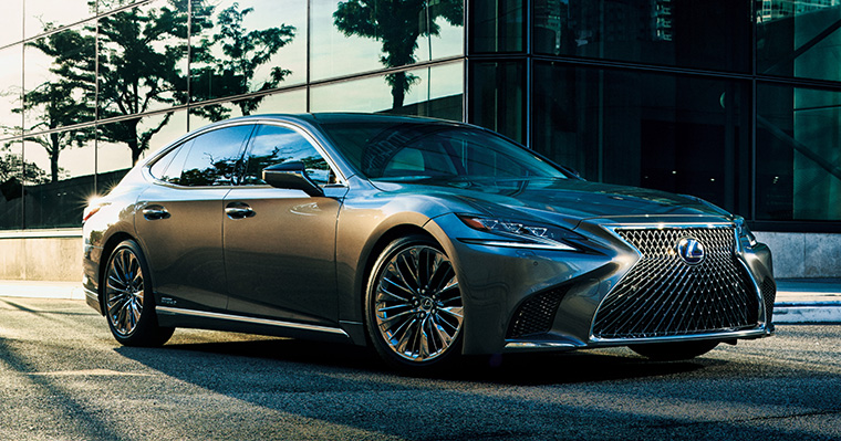Lexus、フラッグシップセダン新型「ls」を発売 Toyota Global Newsroom