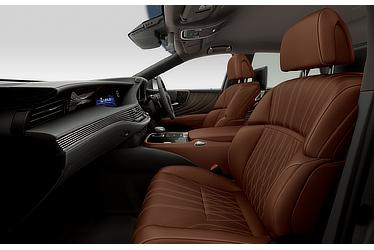"LS 500h ""EXECUTIVE"" (with ""Brown"" interior)"