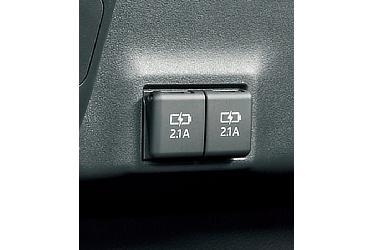 充電用USB端子