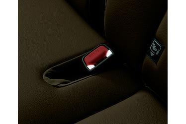 リヤシートベルト (LED照明付)