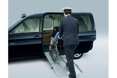 車いす用スロープ