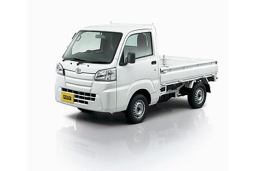 """スタンダード""""農用スペシャル""""(4WD)ホワイト"""