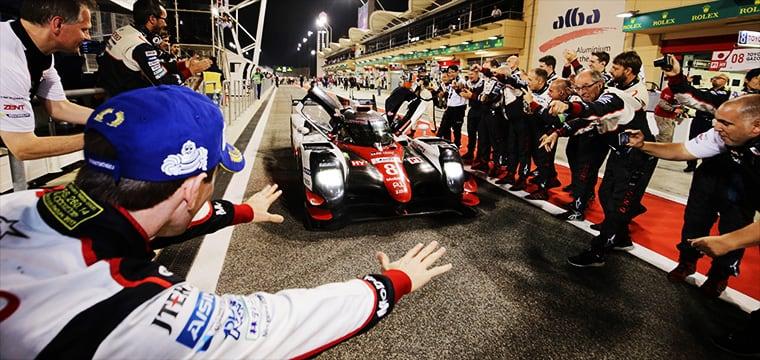 2017 WEC Round 9 Bahrain
