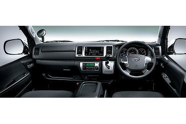 バン 2WD 2800ディーゼル 標準ボディ スーパーGL<オプション装着車>
