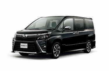 """ヴォクシー特別仕様車 ZS""""煌""""(7人乗り・2WD)(ブラック)"""