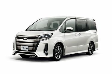 """ノア特別仕様車 Si""""W×B""""(7人乗り・2WD)(ホワイトパールクリスタルシャイン)<オプション装着車>"""