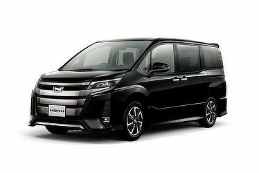 """ノア特別仕様車 Si""""W×B""""(7人乗り・2WD)(ブラック)"""