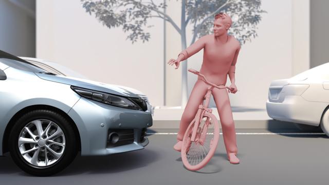 PCS(自転車運転者)