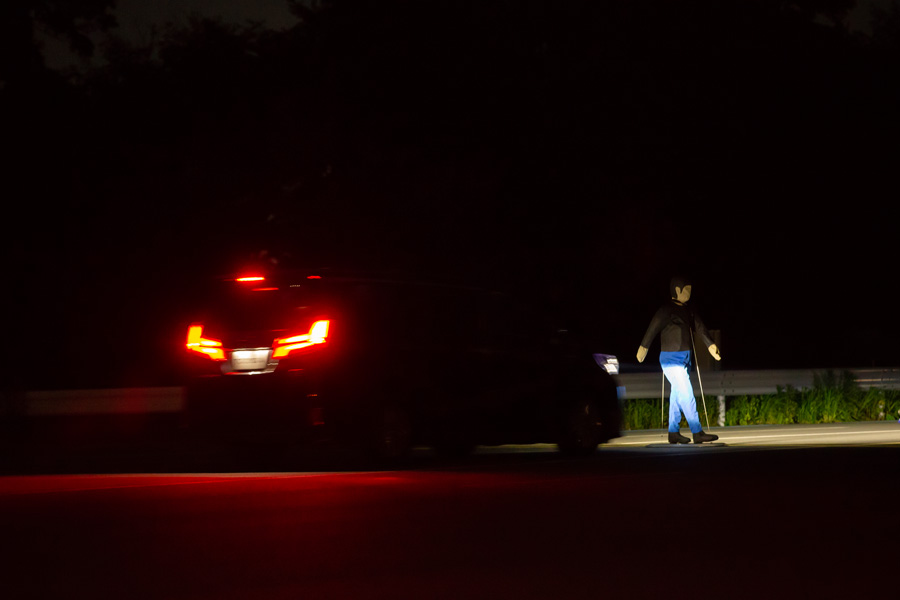 (Nighttime) Pre-Collision System (PCS) for pedestrian detection