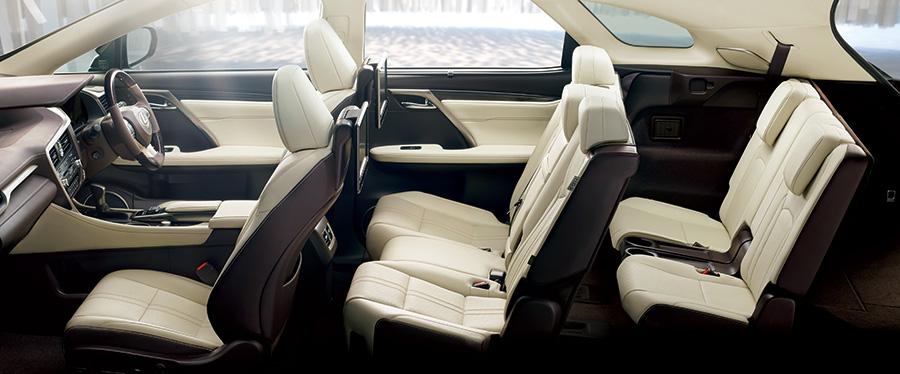 RX450hL(インテリアカラー : リッチクリーム)<オプション装着車>