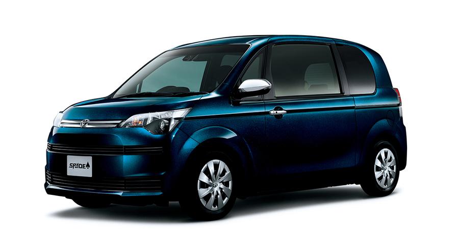 """スペイド特別仕様車 F""""QueenⅢ""""(2WD)<オプション装着車>"""