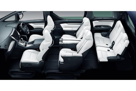 Executive Lounge S(ハイブリッド車)(設定色 : ブラック&ホワイト)
