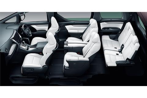 Executive Lounge Z(ハイブリッド車)(設定色 : ブラック&ホワイト)