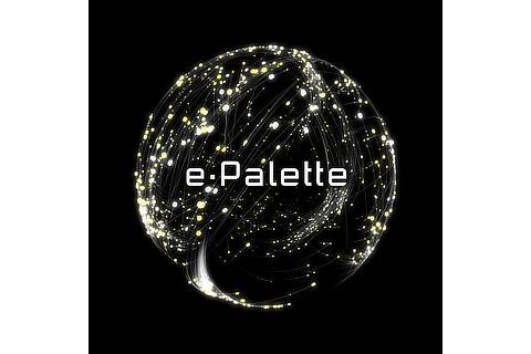 e-Palette title