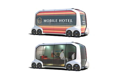 MOBILE HOTEL