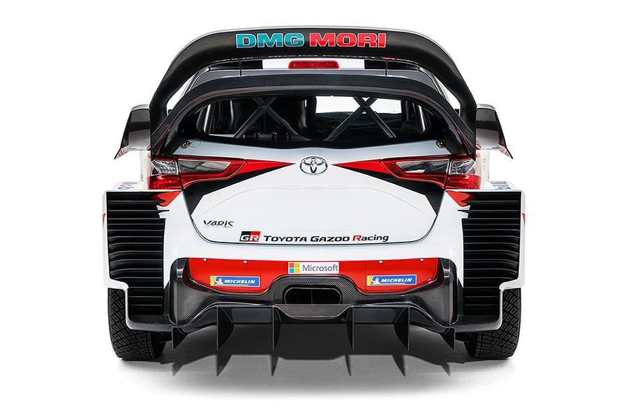 Toyota Gazoo Racing Launches 2018 Yaris Wrc Toyota Toyota Global