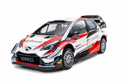 2018 Yaris WRC