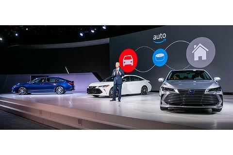 2018 Detroit Auto Show Avalon Reveal
