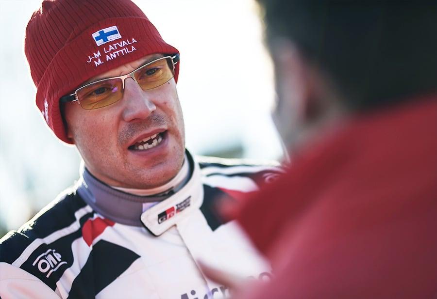Jari-Matti Latvala (Driver car 7)