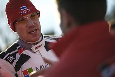 Jari-Matti Latvala, driver; 2018 WRC Round 1 RALLYE MONTE-CARLO