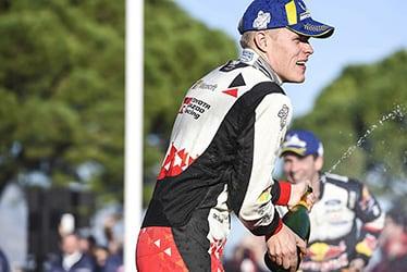 Ott Tänak, driver; 2018 WRC Round 1 RALLYE MONTE-CARLO