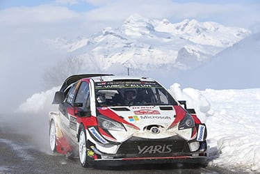 2018 WRC Round 1 RALLYE MONTE-CARLO