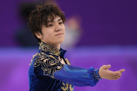 Shoma Uno (Atsushi Tomura / Getty Images for Toyota Motor Corporation)