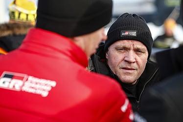 【チーム代表】トミ・マキネン 2018 WRC Round 2 RALLY SWEDEN