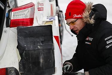 【ドライバー】ヤリ-マティ・ラトバラ 2018 WRC Round 2 RALLY SWEDEN