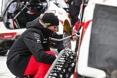 【ドライバー】エサペッカ・ラッピ 2018 WRC Round 2 RALLY SWEDEN