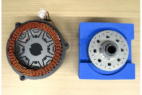 4th generation Prius motor