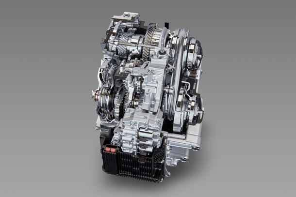 Toyota Announces New Powertrain Units Based on TNGA