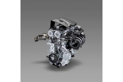 Inline 4 Cylinder 2.0L Direct Injection Gasoline Engine: Dynamic Force Engine 2.0L