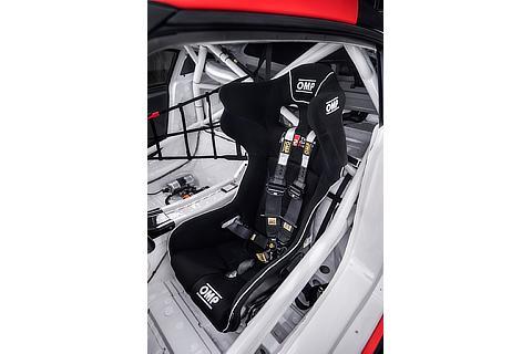GR Supra Racing Concept Interior