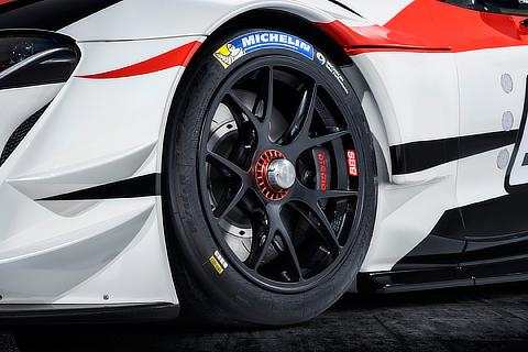 GR Supra Racing Concept Exterior