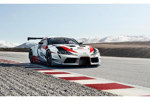 GR Supra Racing Concept Track