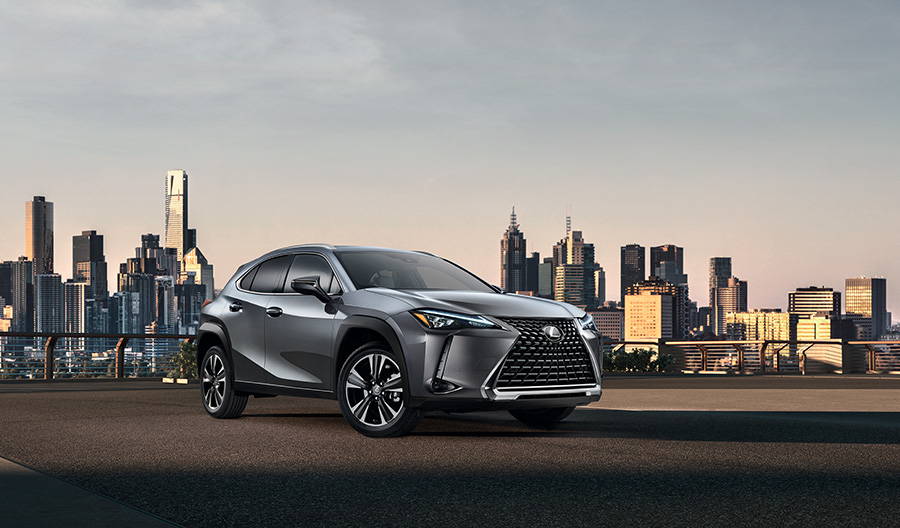 Sports Cars Luxury >> World Debut of the Lexus UX, a New Genre of Crossover | LEXUS | TOYOTA Global Newsroom