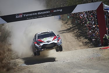 2018 WRC Round 3 RALLY MEXICO