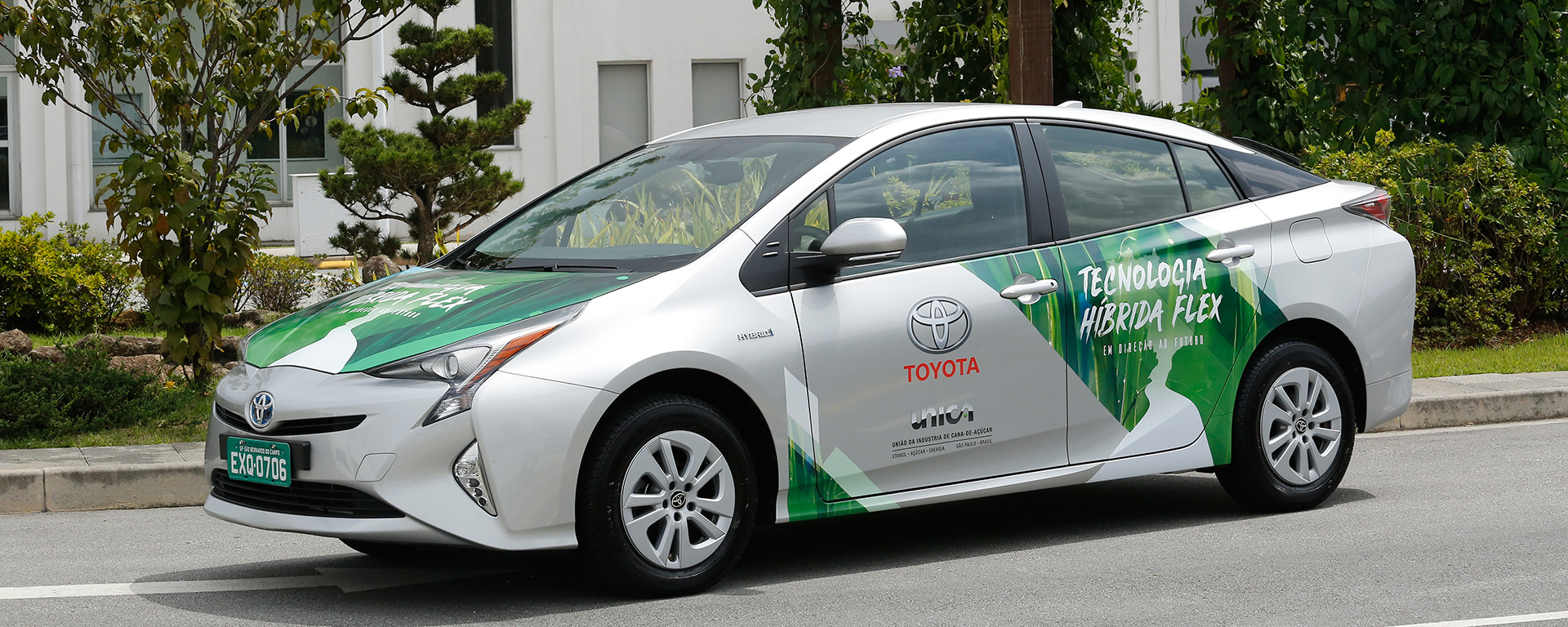 Toyota Reveals World-First Flexible Fuel Hybrid Prototype in Brazil ...