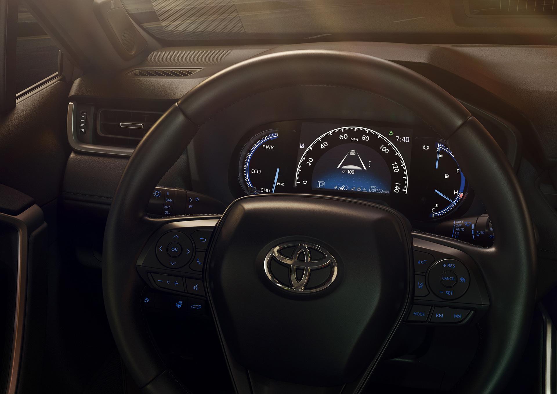All-New 2019 Toyota RAV4 Serves Up a Breakthrough Debut at