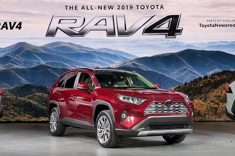 NYIAS 2018 All-New RAV4